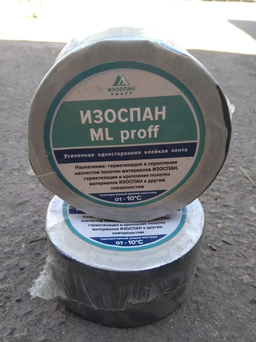Изоспан ML proff, 60 мм, 25 п.м.  Соединительная лента