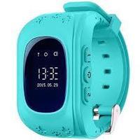 Детские смарт часы с Gps-трекером Q50 (березовые)