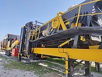 Дробильно-сортировочный комплекс мобильный Makina