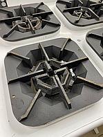 Газовая плита 4-конфорочная Выпуклая