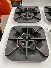 Газовая плита 4-конфорочная Выпуклая, фото 3