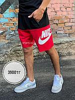 Шорты Nike чер крас 910054, фото 1