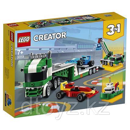 Lego Creator Транспортировщик гоночных автомобилей 31113