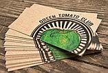 Изготовление матовых визиток, фото 2