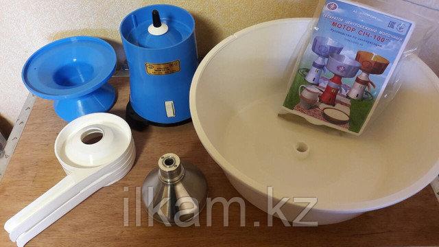 Сепаратор электрический «Мотор Січ СЦМ 100-19» пластиковый