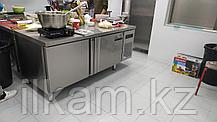 Рабочий стол холодильник. Размер 180*80*80, фото 2