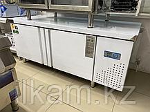 Рабочий стол холодильник. Размер 180*80*80, фото 3