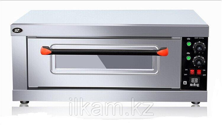Шкаф пекарский электрический 1 уровневый (Печи для выпечки, Жарочный шкаф, Печь для выпечки хлеба), фото 2
