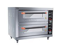 Шкаф пекарский электрический 2 уровневый (Печи для выпечки, Жарочный шкаф, Печь для выпечки хлеба)