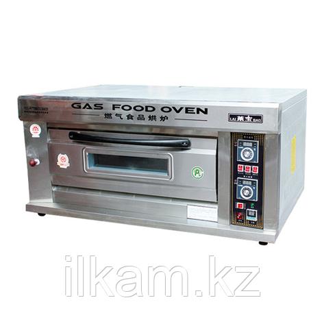 Пекарский шкаф промышленный 1-секционный газовый, фото 2