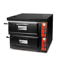 Газовая печь для пиццы 60 см 2 уровня