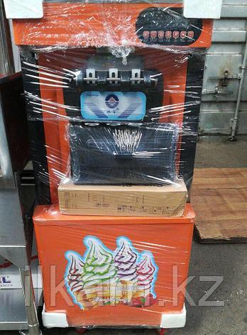 Фрезер для мягкого мороженого 2800w-220v. 26-28L/h, фото 2