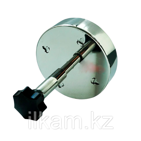 Ручной пресс для котлет диаметр - 100 мм, фото 2