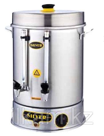 Чаераздатчик 22 литра - 2 кран (титан-бойлер), фото 2