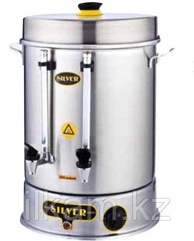 Чаераздатчик 36 литра - 2 кран (титан-бойлер), фото 2