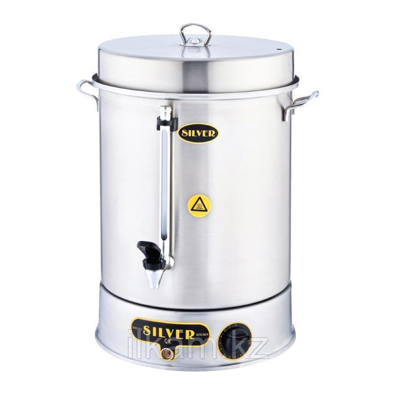Чаераздатчик 50 литра - 1 кран (титан-бойлер)