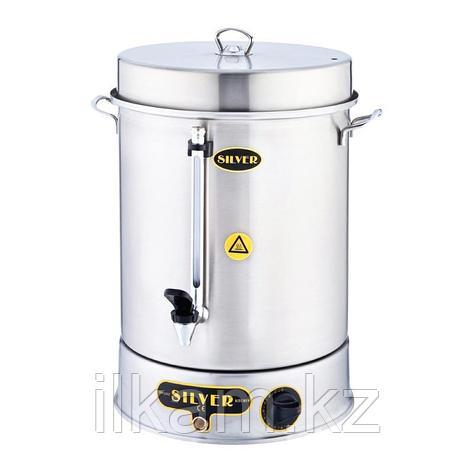 Чаераздатчик 36 литра - 1 кран (титан-бойлер), фото 2