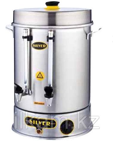 Чаераздатчик 50 литра - 2 кран (титан-бойлер), фото 2