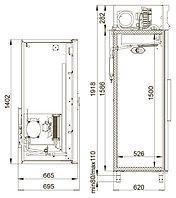 Холодильный шкаф среднетемпературный Polair CM110-S