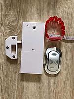 Электронный RFID замок формата Em Marine EM108 для гардеробного шкафчика в раздевалку, фото 1