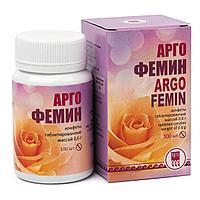 Конфеты таблетированные с растительными экстрактами «Аргофемин», 100 шт