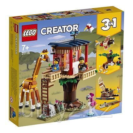 Lego Creator Домик на дереве для сафари 31116