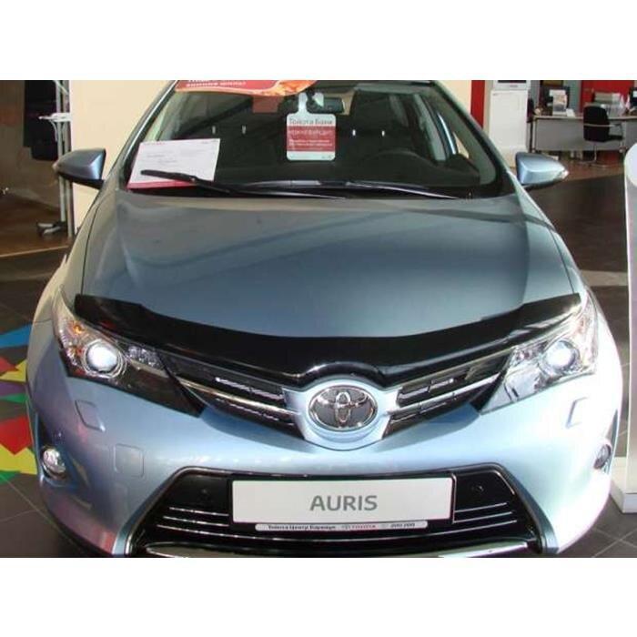 Дефлектор капота Toyota Auris (2012-2018)