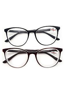 Готовые очки для зрения с диоптриями от -0.75 до -6.00