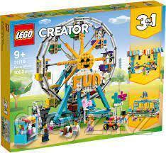 Lego Creator Колесо обозрения 31119