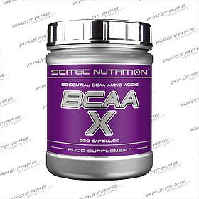 Аминокислотный комплекс Scitec Nutrition BCAA X 330 капс.