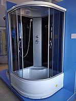 Душевая кабина ER3510TP-С4 1000*1000*2150 высокий поддон, тонир.стекло