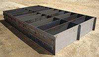 Наше предприятие изготавливает формы для пеноблоков и газо-блоков.