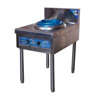 Газовая Горелка Для Вока С Вентиляторным Усилителем 1,6 F125