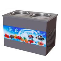 Аппарат Для Жареного Мороженого Kcb 2Y/2F Двойная F136