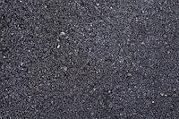 Укладка черного щебня