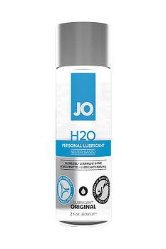 Классический лубрикант JO H2O на водной основе, 60мл.