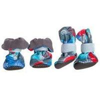 Ботинки Osso Fashion на флисе для собак S ( подошва Эва )