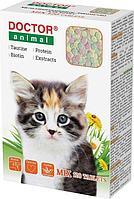 Мультивитаминное лакомство Doctor Animal для котят 120 таблеток
