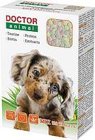 Мультивитаминное лакомство Doctor Animal для щенков 120 таблеток