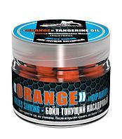 Бойлы GF насадочный тонущий 14мм Orange Tangerine oil (Оранж мандариновое масло) 075