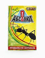 Абсолют приманка от садовых муравьев 5гр