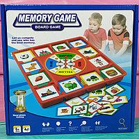 Настольная игра Память и Внимание Memory game