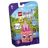 Lego Friends Куб Оливии с фламинго 41662