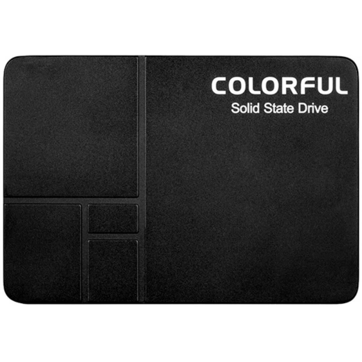 "Накопитель SSD 2.5"" SATA III Colorful  240GB"