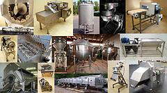 Комплекты, производства, минизаводы и промышленное оборудование