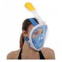 Полнолицевая маска с трубкой, дайвинга и снорклинга
