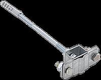 Держатель полоса/пруток 25-40мм/6-10мм для бетонного фасада оцинкованная сталь IEK