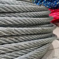 Канат стальной ГОСТ 3077-80 ГЛ Лифтовой/Осуществляем поставки каната диаметром от 3,6 до 56мм.