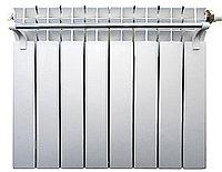Полотенцедержатель ТЕРА для радиаторов ПДР-01 белый-хром