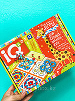 Развивающее IQ лото для малышей. Складываем орнаменты.